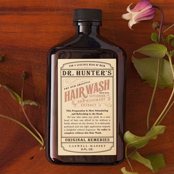 Dr. Hunter's Hair Wash Caswell-Massey - Strivezy