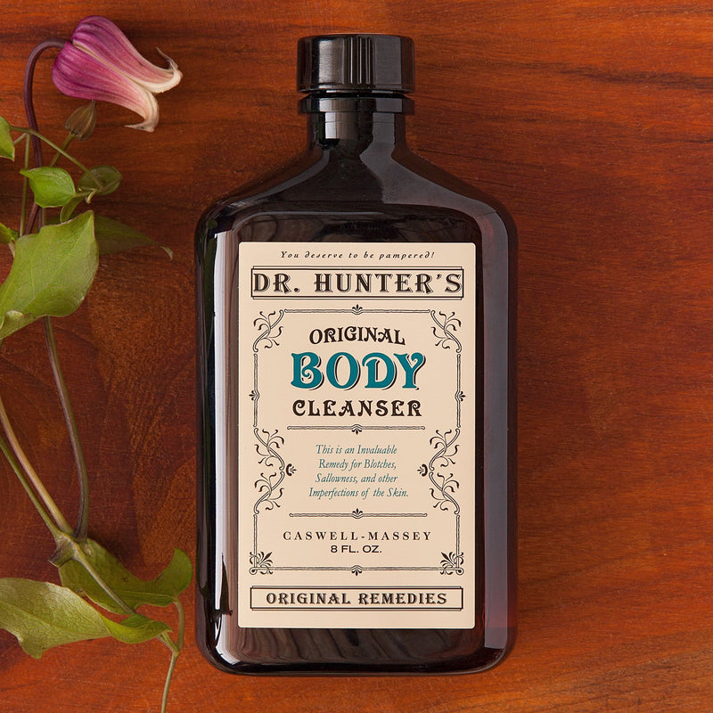 Dr. Hunter's Original Body Cleanser Caswell-Massey - Strivezy