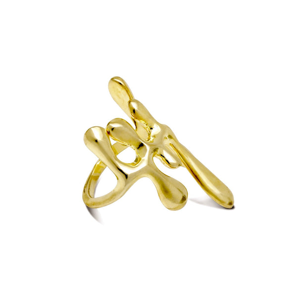 Atelier Orman | Drops Ring | 18k Gold | Strivezy
