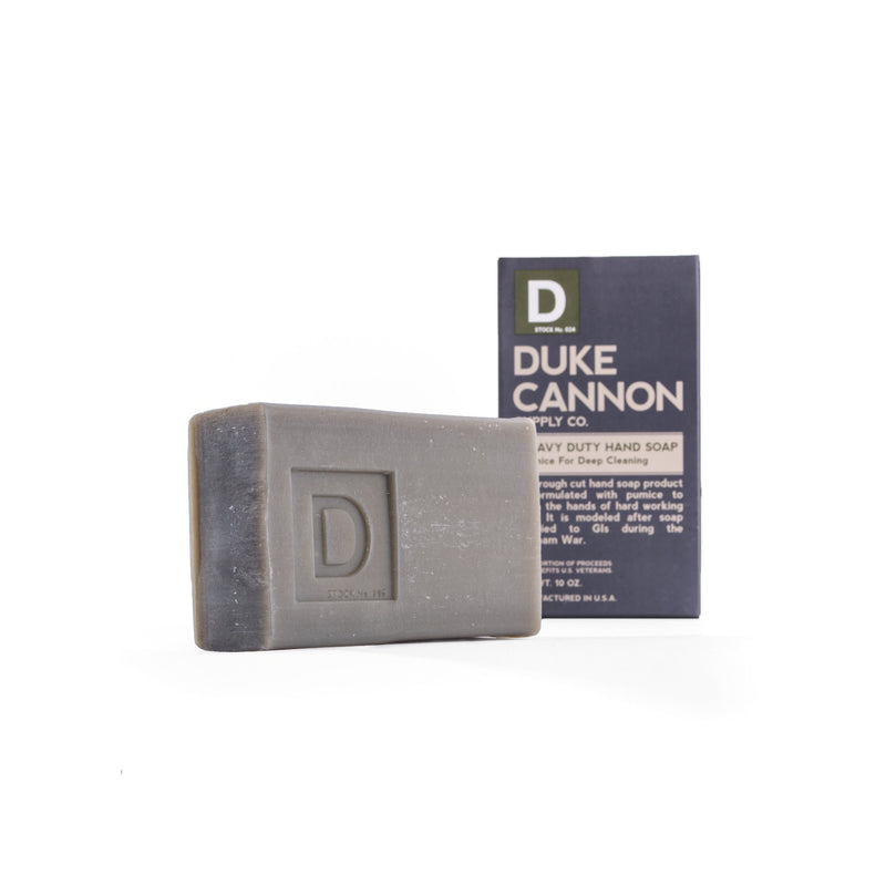 Heavy Duty Hand Soap Bar Soap Duke Cannon Supply Co. - Strivezy