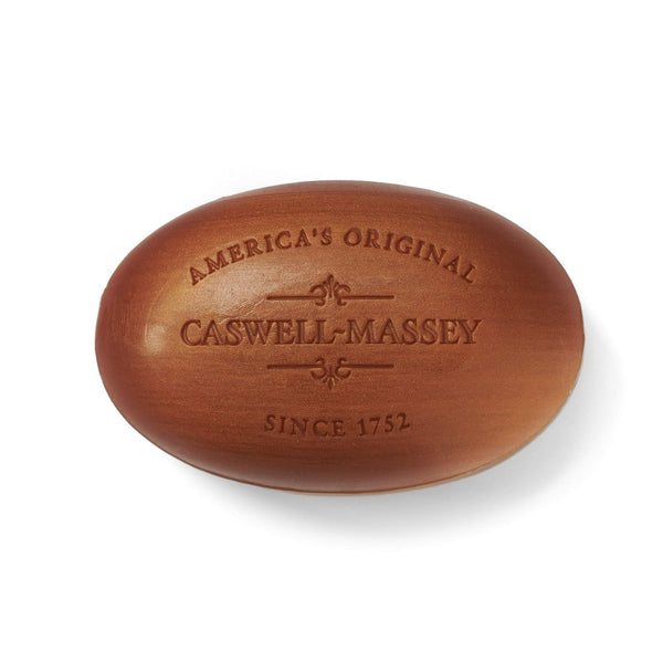 Heritage Woodgrain Sandalwood Bar Soap Caswell-Massey - Strivezy