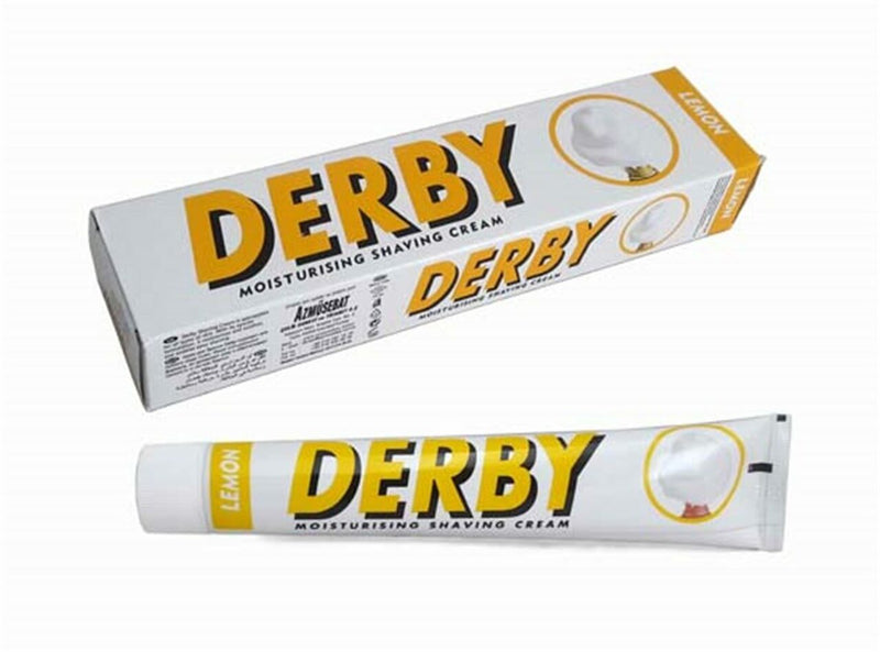 Derby | Lemon Shaving Cream Tube | Shaving Accessories | Strivezy