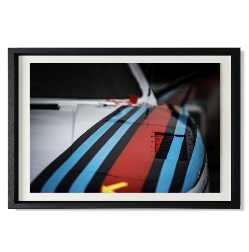 "Martini Lancia Smith & Co Galleries 24"" x 16"" Modern Wood 5mm Luxe Floated - Strivezy"