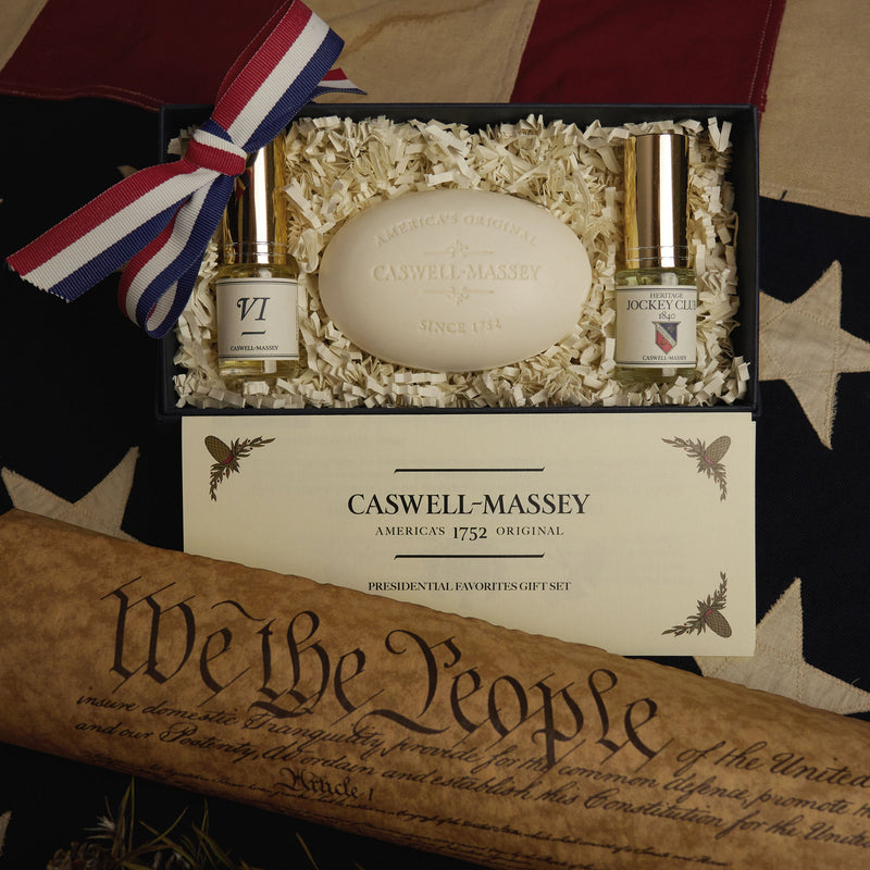 Presidential Favorites Gift Set Gift Set Caswell-Massey - Strivezy