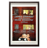 "Rear Window Smith & Co Galleries 27"" x 40"" Modern Wood 5mm Luxe Floated - Strivezy"