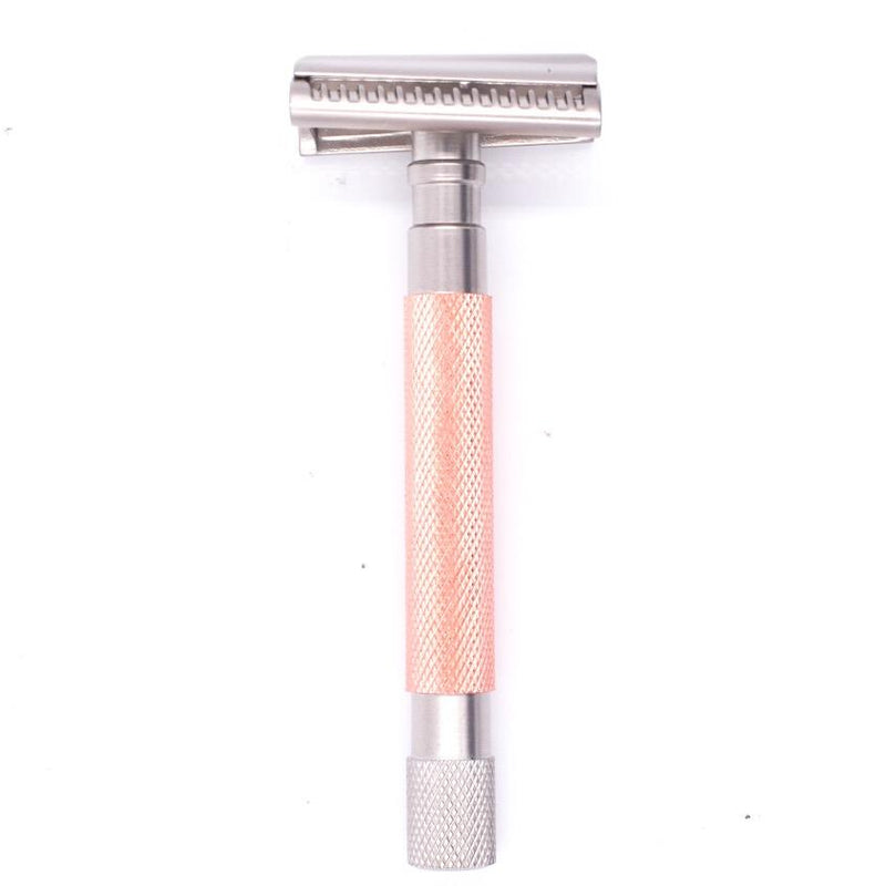 Parker Razor | Semi Slant 3 Piece Safety Razor | Strivezy | Shaving