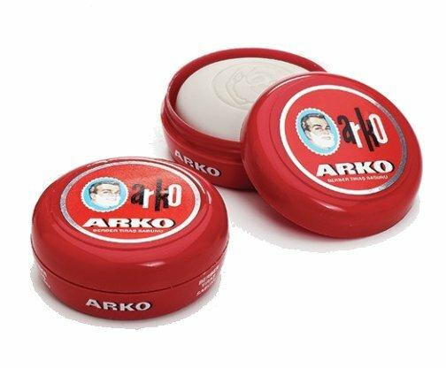 Shaving Soap in Case Arko - Strivezy
