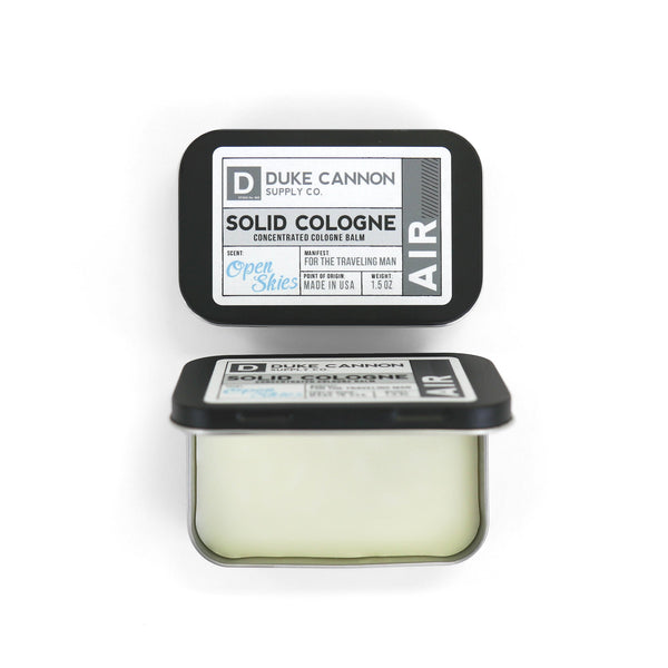 Solid Cologne - Air Solid Cologne Duke Cannon Supply Co. - Strivezy