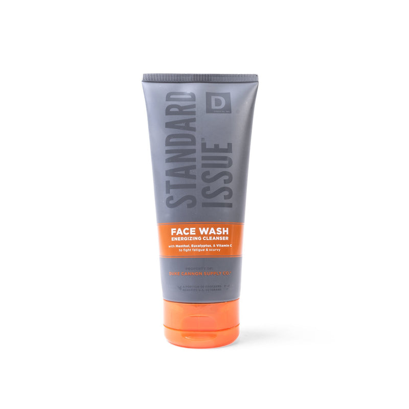 Standard Issue Energizing Face Wash Facial Cleanser Duke Cannon Supply Co. - Strivezy