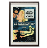 "To Catch A Thief Smith & Co Galleries 28"" x 40"" Modern Wood 5mm Luxe Floated - Strivezy"