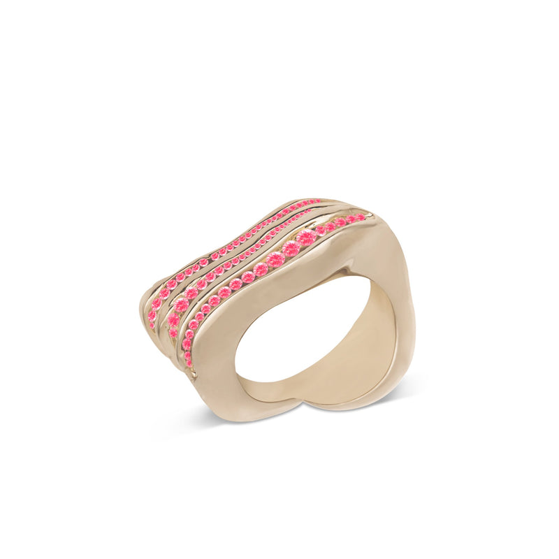 Atelier Orman | Wave Break | Ruby | Ring | Strivezy