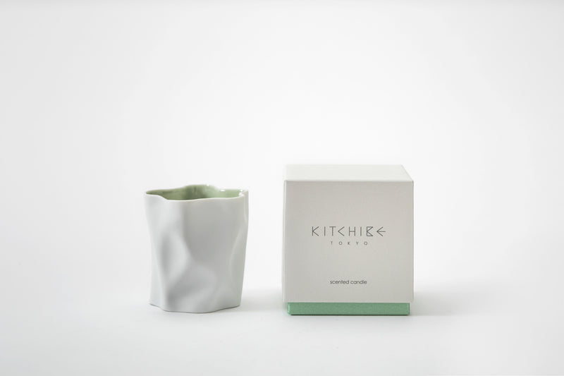 Yuki Crinkle Candle Kitchibe - Strivezy