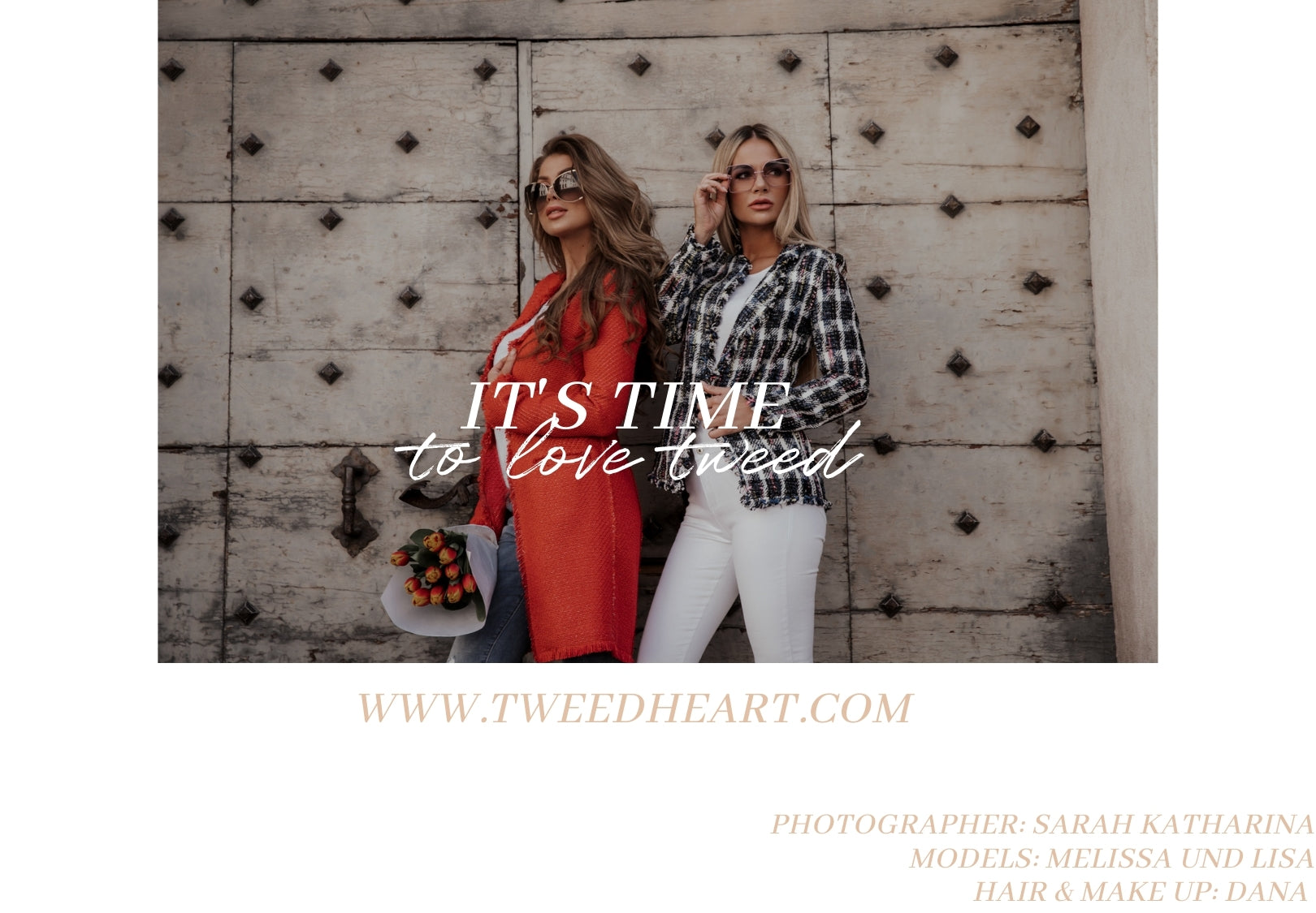 Time to love tweed