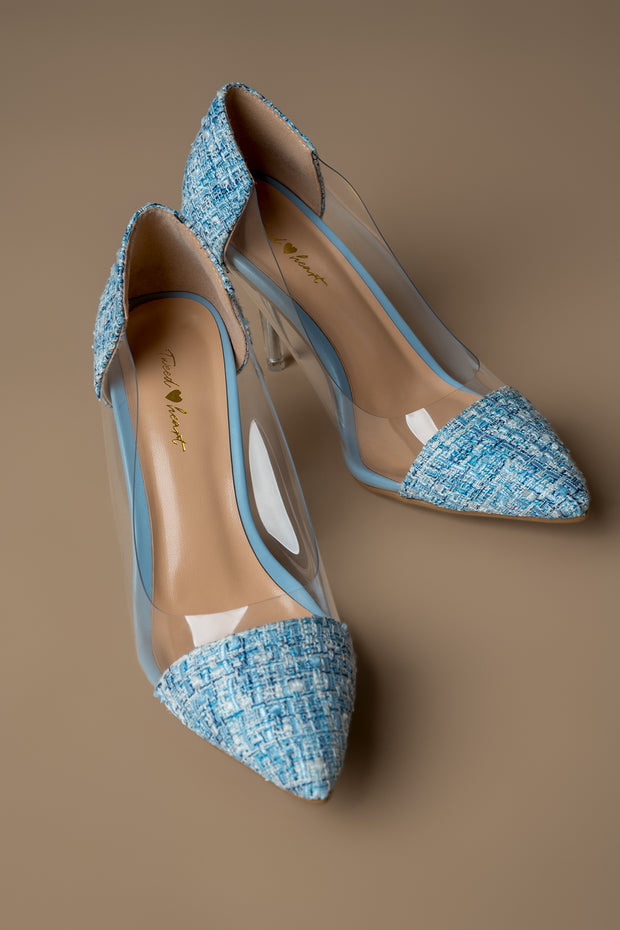 Tweed Pumps Coco