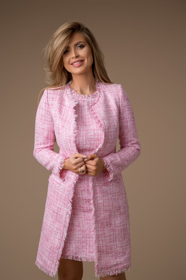 Tweed-Ensemble-Venedig-Rosa