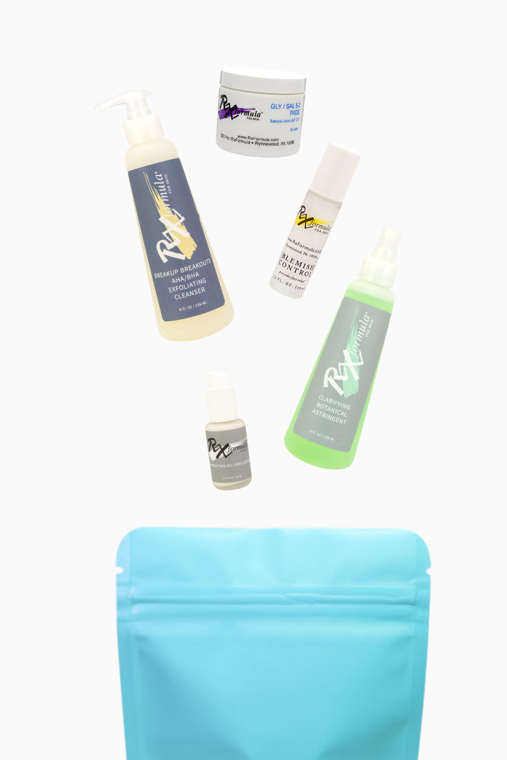 Complete Kit for Acne