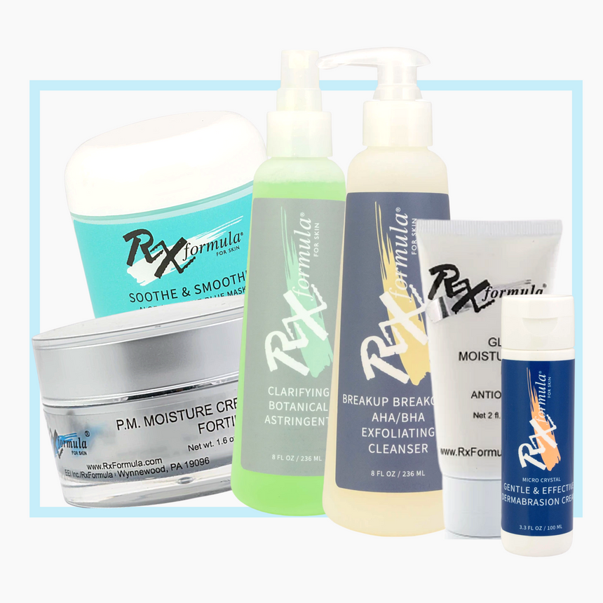 Complete Kit for Sensitive Skin
