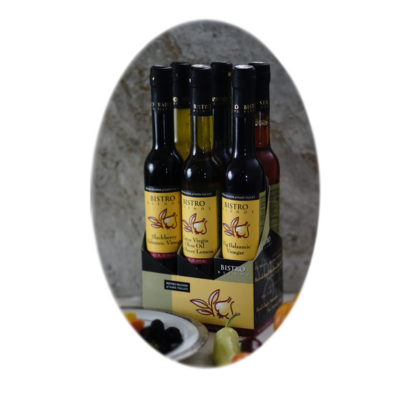 Mix Six Balsamic Vinegars