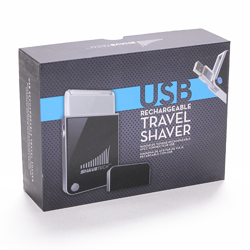 USB Powered Shaver