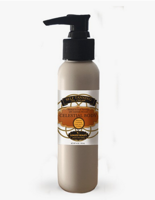 Sunless Beauty-Celestial Body Self Tanning Gel