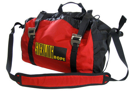 Sterling Red Rope Bag with Tarp