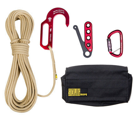 Sterling F4 FireTech Escape System with Lightning Hook