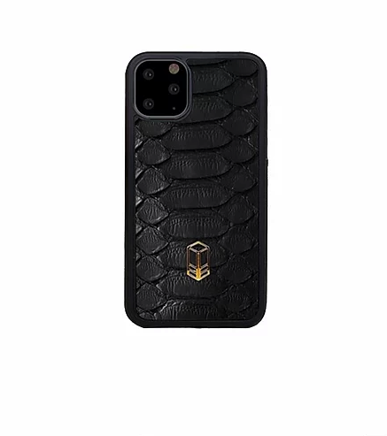Mars Black iPhone Python Case