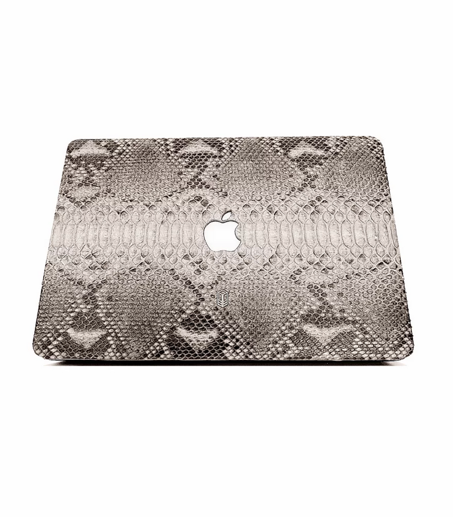 Natural White Macbook Python Case