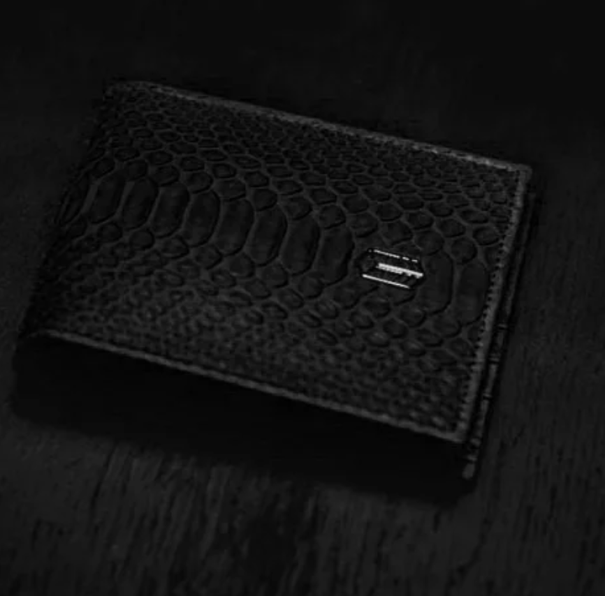 Carbon Black Wallet