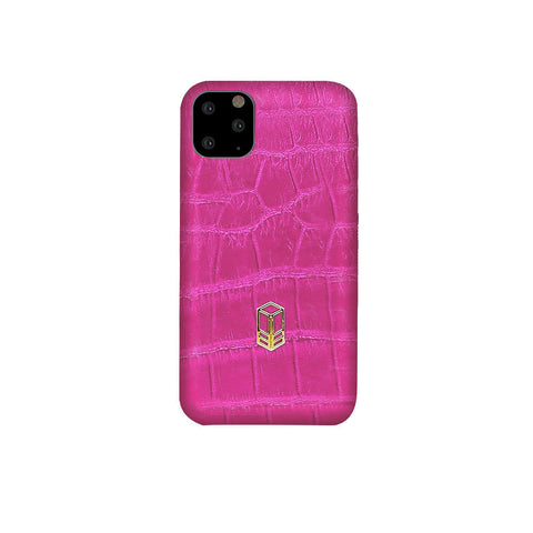 Rose iPhone Alligator Case