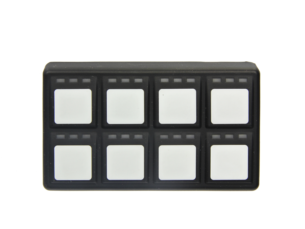 MoTeC 8 Button Keypad