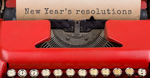 New Year, New You - Home Resolutions