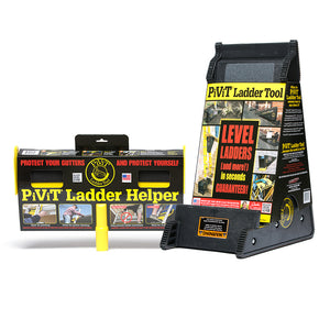 ProVisionTools Bundle Includes: PiViT LadderTool and PiViT Ladder Helper