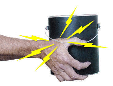 Cut bucket without the PiViT Thumb