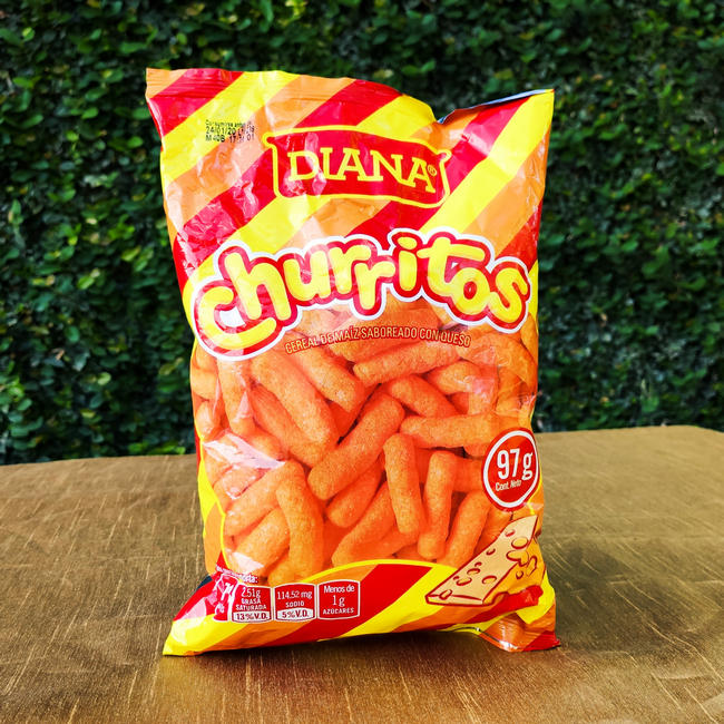Churritos Diana. 97g