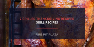 7 Grilled Thanksgiving Recipes & Sides