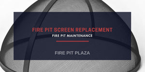 Fire Pit Screen Replacement - How to Replace a Fire Pit Screen