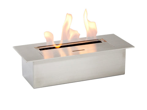 "Ignis EB1200 Ethanol Fireplace Burner 11"" - Fire Pit Plaza - 1"