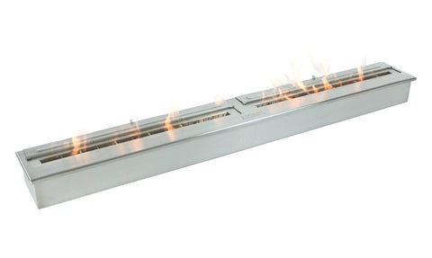 "Ignis EB6200  Ethanol Fireplace Burner 62"" - Fire Pit Plaza - 1"