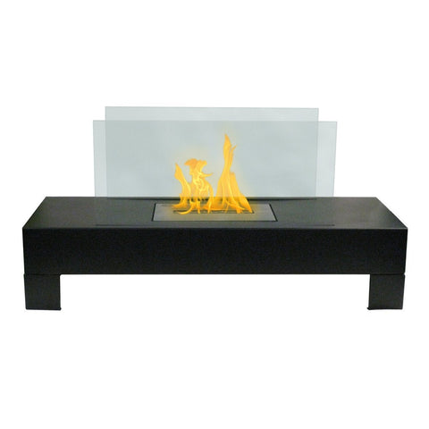 "Anywhere Fireplace Gramercy Bl. Indoor Outdoor Fireplace 31.5"" - Fire Pit Plaza - 1"