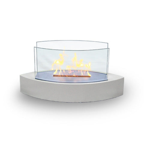 "Anywhere Fireplace Lexington Tabletop Fireplace 20"" - Fire Pit Plaza - 1"