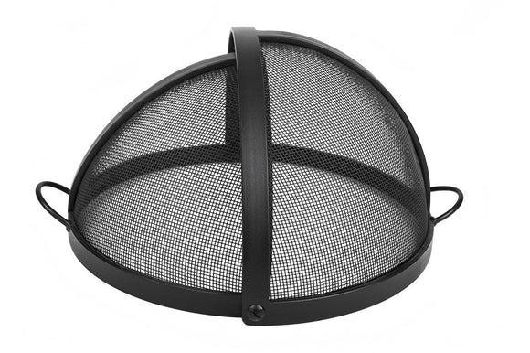 Pivot Fire Pit Screen- Small - Fire Pit Plaza - 1