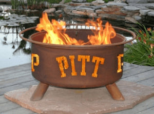 University of Pittsburgh Fire Pit Grill - Fire Pit Plaza - 1