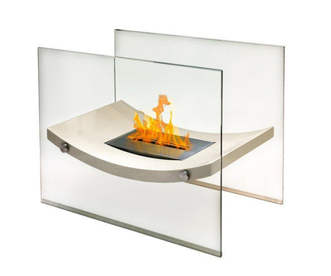 Bio-ethanol Fireplaces - Anywhere Fireplace Broadway Floor Standing Fireplace 14""