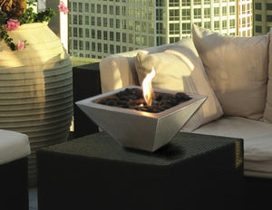 Bio-ethanol Fireplaces - Anywhere Fireplace Empire Indoor Outdoor Fire Pit 12""