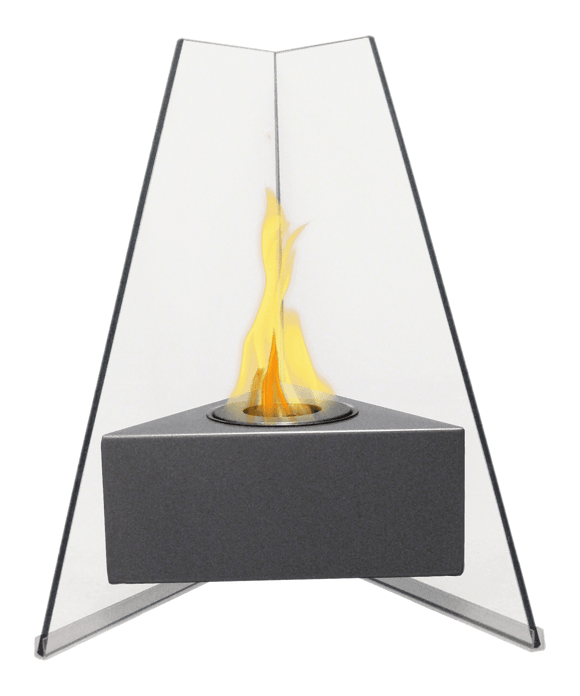 Bio-ethanol Fireplaces - Anywhere Fireplace Manhattan Tabletop Fireplace  11.5