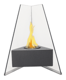 Bio-ethanol Fireplaces - Anywhere Fireplace Manhattan Tabletop Fireplace  11.5""