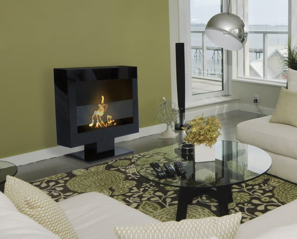 Bio-ethanol Fireplaces - Anywhere Fireplace Tribeca II Floor Standing Fireplace 28