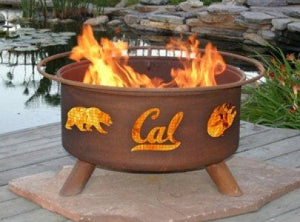 Campfire Ring - Cal Berkeley Fire Pit Grill