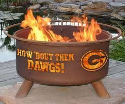 Campfire Ring - Georgia Fire Pit Grill